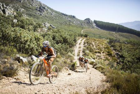 Samuele Porro at Absa Cape Epic (2016)