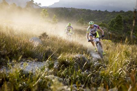Martin Gujan at Absa Cape Epic (2016)