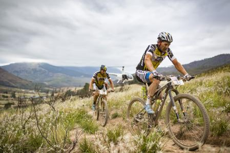 Urs Huber at Absa Cape Epic (2016)