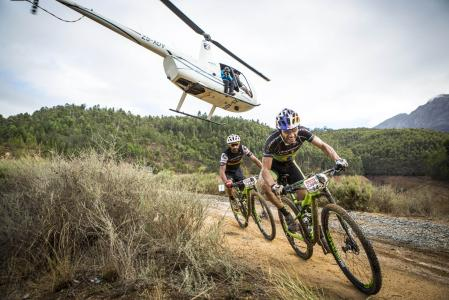 Manuel Fumic at Absa Cape Epic (2016)