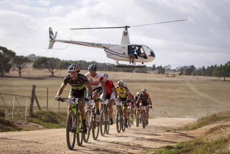 Henrique Avancini at Absa Cape Epic (2016)