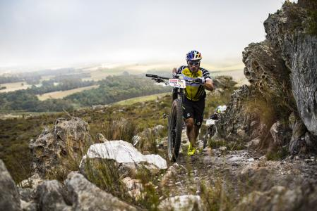 Henrique Avancini at Absa Cape Epic (2017)