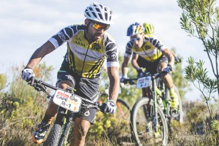 Manuel Fumic at Absa Cape Epic (2017)