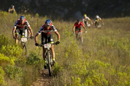 Philip Buys at Absa Cape Epic (2017)