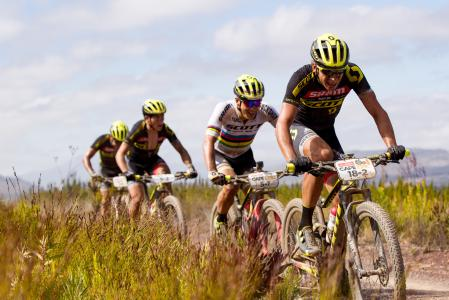 Andri Frischknecht at Absa Cape Epic (2017)