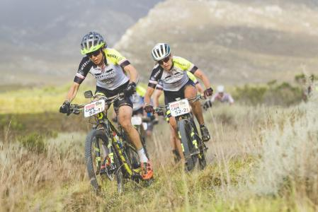 Esther Süss at Absa Cape Epic (2017)