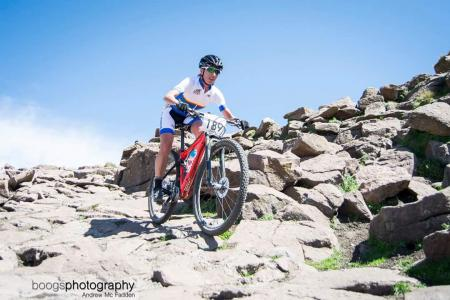Michelle Vorster at African Mountain Bike Continental Championships - XCO-XCE-XCR-DHI-XCM (2016)