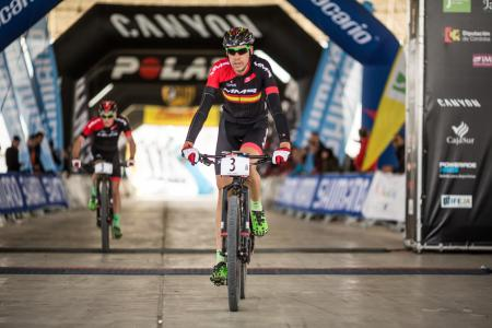 David Valero at Andalucía Bike Race presented by Shimano (2016)