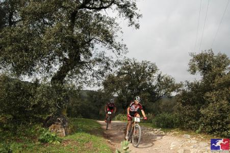 Pablo Rodriguez Guede at Andalucía Bike Race presented by Shimano (2016)