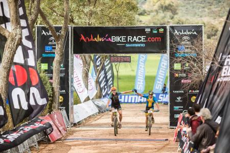 Calle Friberg at Andalucía Bike Race presented by Shimano (2016)