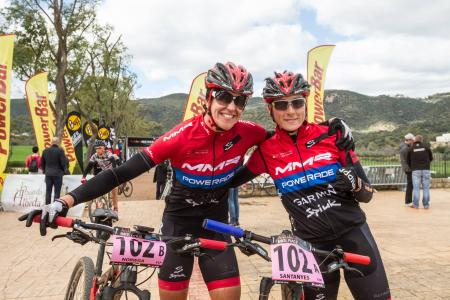 Sandra Santanyes Murillo at Andalucía Bike Race presented by Shimano (2016)