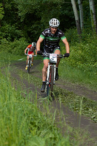 Jiri Friedl at Czech national MTB cup #3 - Kutna Hora (2012)