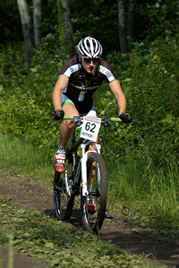 Michal Kozel at Czech national MTB cup #3 - Kutna Hora (2012)