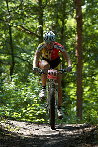 Sona Jurkova at Czech national MTB cup #3 - Kutna Hora (2012)