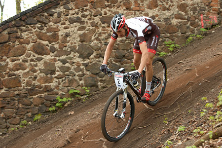 Jiri Novak at Czech MTB cup (2013)