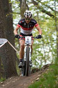 Lukas Sablik at Czech MTB cup (2013)