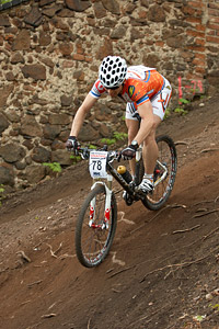 Tomas Bartak at Czech MTB cup (2013)