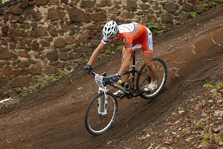 Tomas Bohata at Czech MTB cup (2013)