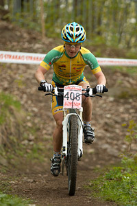 Pavla Havlikova at Czech MTB cup (2013)