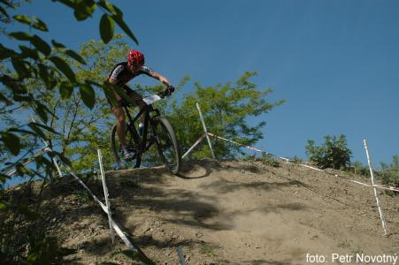 Daniel Lukes at Czech MTB cup (2015)