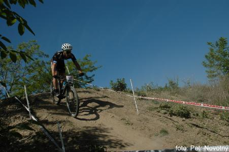 James Reid at Czech MTB cup (2015)