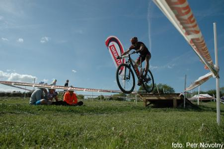 Lukas Kobes at Czech MTB cup (2015)
