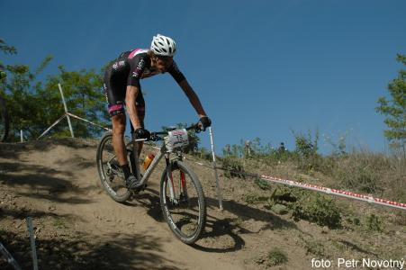 Michal Malík at Czech MTB cup (2015)