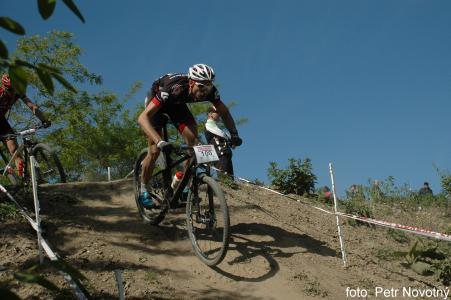 Marcin Kawalec at Czech MTB cup (2015)