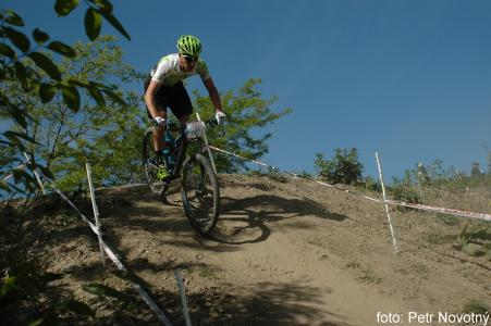 Ondrej Paur at Czech MTB cup (2015)