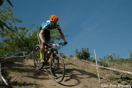 Pavel  Šedivý at Czech MTB cup (2015)