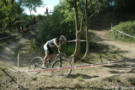 Romain Seigle at Czech MTB cup (2015)