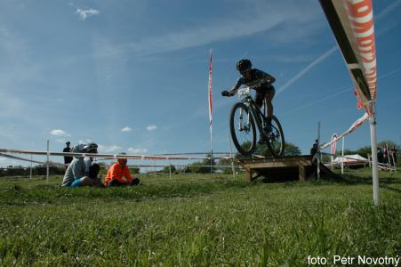 Sebastian Jayne at Czech MTB cup (2015)