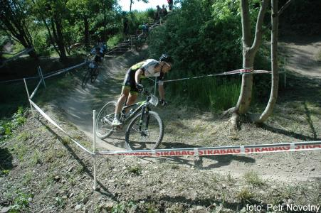 Thomas Litscher at Czech MTB cup (2015)
