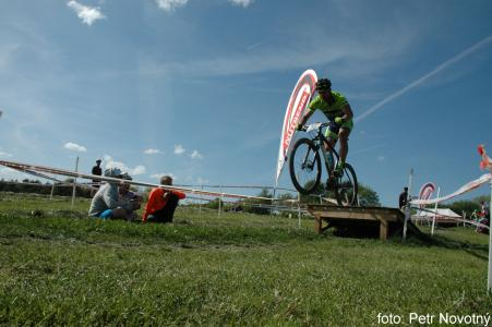Tomas Tvrdik at Czech MTB cup (2015)