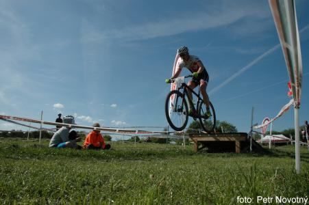 Vojtech Cisar at Czech MTB cup (2015)