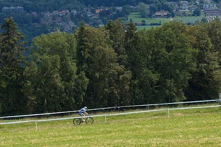 Maaris Meier at European Continental Championships - XCO - Bern (2013)