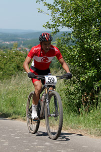 Abdulkadir Kelleci at European Continental Championships - XCO-XCE (2014)