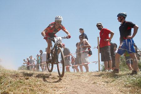 Carlos Coloma Nicolas at European Continental Championships - XCO-XCE (2014)