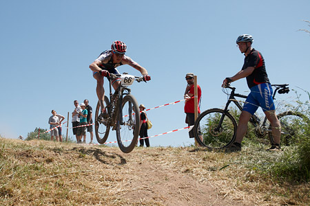 Christian Helmig at European Continental Championships - XCO-XCE (2014)