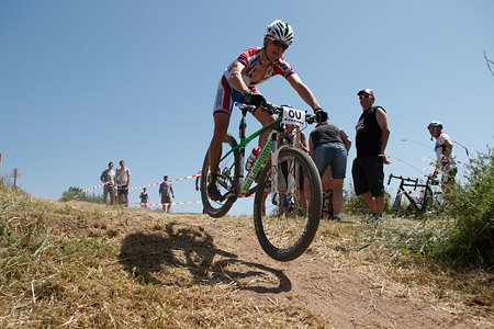 Dmitry Medvedev at European Continental Championships - XCO-XCE (2014)