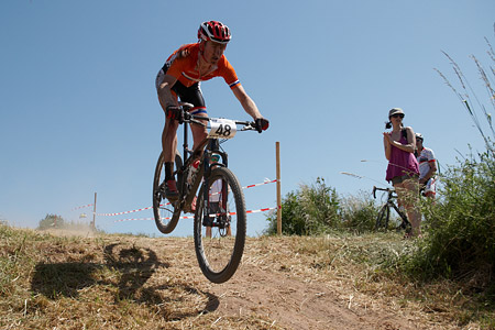 Frank Beemer at European Continental Championships - XCO-XCE (2014)