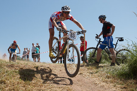 Ivan Smirnov at European Continental Championships - XCO-XCE (2014)