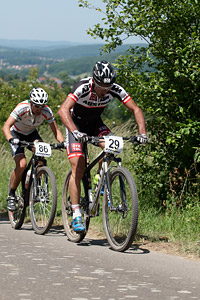 Karl Markt at European Continental Championships - XCO-XCE (2014)