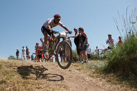 Manuel Fumic at European Continental Championships - XCO-XCE (2014)