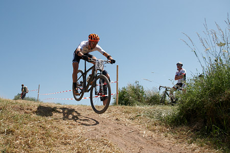 Martin Gluth at European Continental Championships - XCO-XCE (2014)