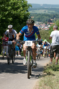Martin Haring at European Continental Championships - XCO-XCE (2014)