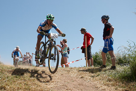 Martin Loo at European Continental Championships - XCO-XCE (2014)