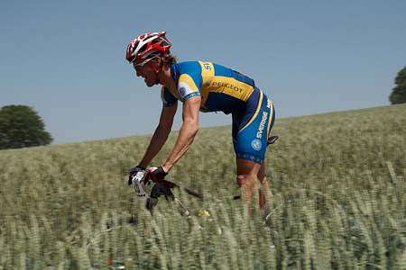 Matthias Wengelin at European Continental Championships - XCO-XCE (2014)