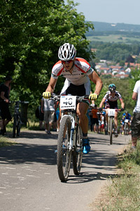 Zsolt Juhasz at European Continental Championships - XCO-XCE (2014)