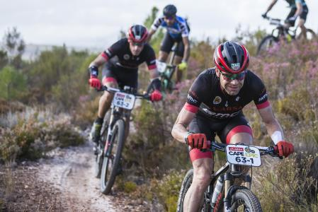 Cadel Evans at Absa Cape Epic (2017)